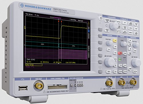 Rohde and Schwarz HMO1222 Oscilloscope from Rohde and Schwarz