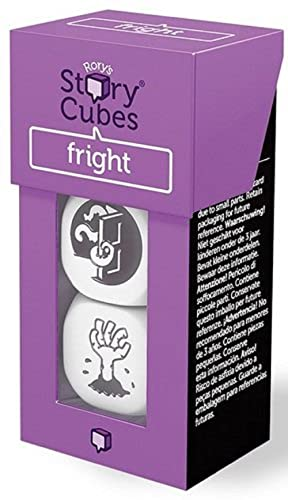 Asmodee Rory Story Cubes Fright Dice Mix from Asmodee
