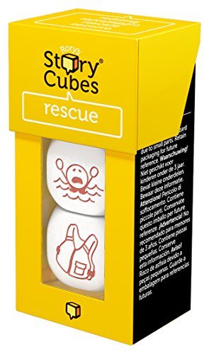 Rory's Story Cubes: Rescue from Asmodee