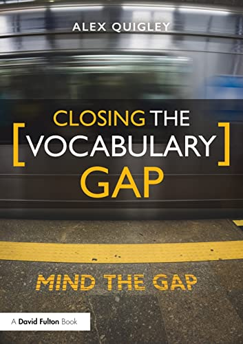 Closing the Vocabulary Gap from Routledge