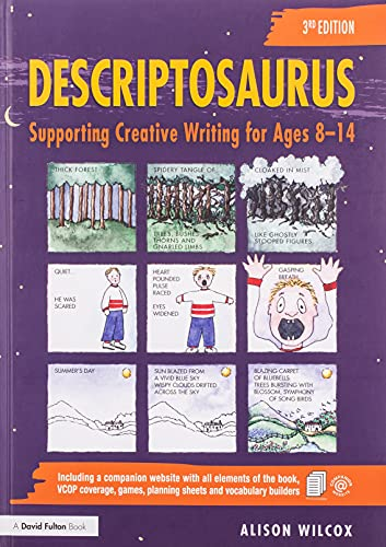 Descriptosaurus: Supporting Creative Writing for Ages 8–14 from Routledge