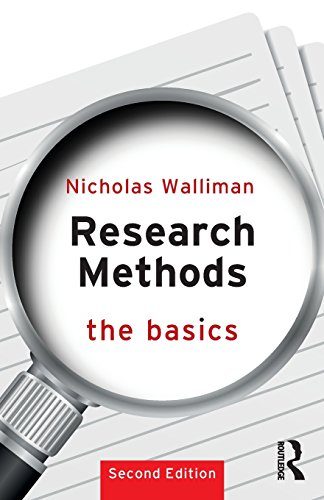 Research Methods: The Basics from Routledge