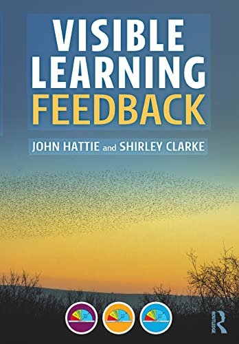 Visible Learning: Feedback from Routledge