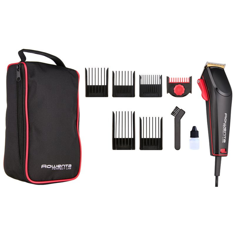 Rowenta For Men Perfect Line Pro TN1350F0 Hair And Beard Clipper from Rowenta