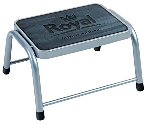 Royal 199100 Single Deluxe Step-Grey from Royal