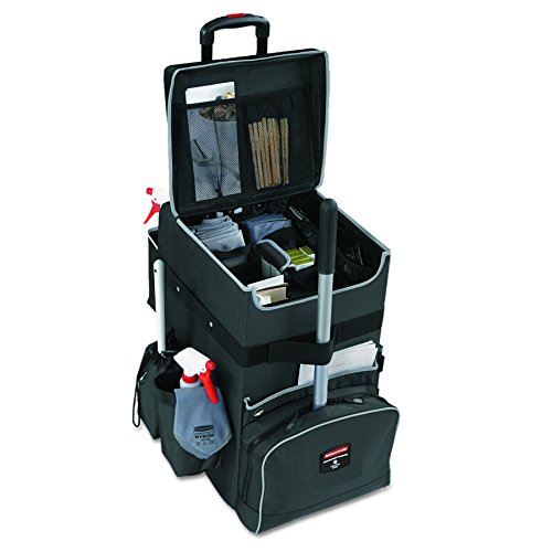 Rubbermaid Commercial Products 1902465 Quick Cart (Large), Dark Grey from Rubbermaid Commercial Products