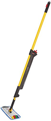 Rubbermaid Single Sided Pulse Mopping Kit with Two Mop, Yellow from Rubbermaid