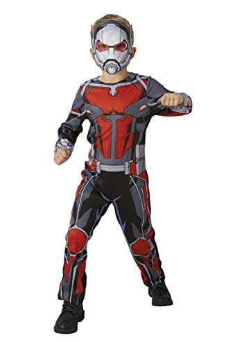 Rubie's 640486S Antman Ant-Man Marvel Avengers Classic Child Costume, Boys, 3-4 Years from Rubie's