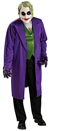 Rubie's Official Adult's The Joker Dark Knight Costume - X-Large from Rubie's