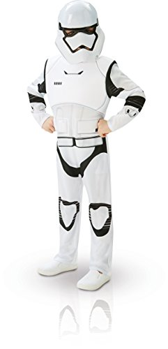 Rubie's Official Child Star Wars Stormtrooper Deluxe Costume - Medium from Rubie´s