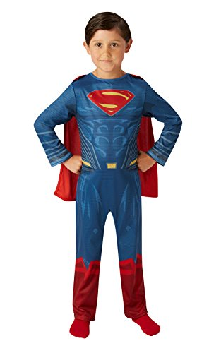 Rubie's Official Child's Dc Comics Warner Bros Dawn of Justice Superman Costume - Medium from Rubie's