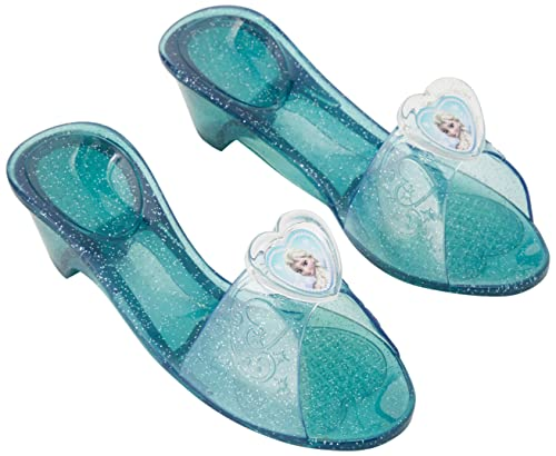 Rubie's Official Child's Disney Frozen Elsa Jelly Shoes - One Size from Rubie´s