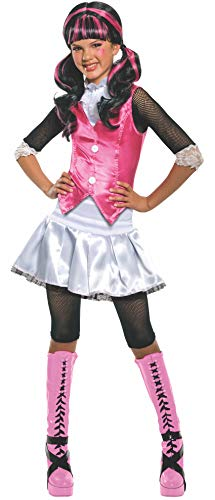 Rubie's 884787S Official Draculaura Monsters High Fancy Dress, Small from Rubie's