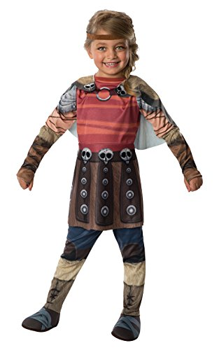 Rubie's Official Dreamworks How to Train Your Dragon 2 Astrid, Children Costume - Medium from Rubie's