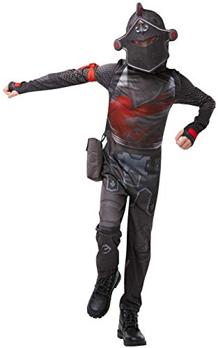 Rubie's Official Fortnite Black Knight Costume, Childs Tween Size Large, Height 164 cm, Gaming Skin from Rubie's
