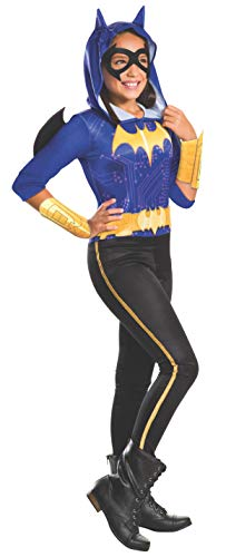 Rubie's Official DC Super Hero Girl's Batgirl Costume Child Large 8-10 Years from Rubie's