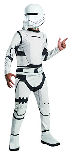 Rubie's 620087S Official Disney Star Wars Flametrooper Costume, Kid's, Small from Rubie's