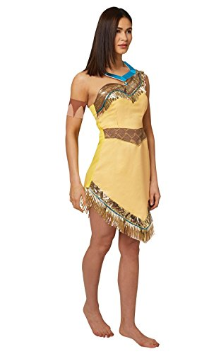 Rubie's 810939M Official Disney Pocahontas Costume, Adult's, Medium from Rubie's