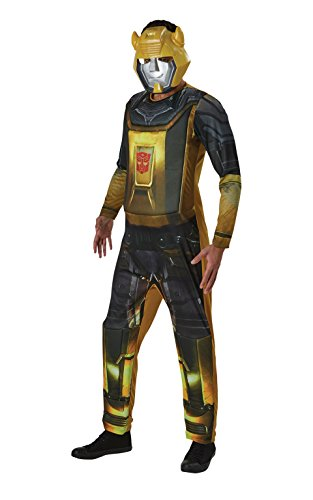 Rubie's Official Transformers Bumblebee Adults Costume, Medium/Standard Size from Rubie's