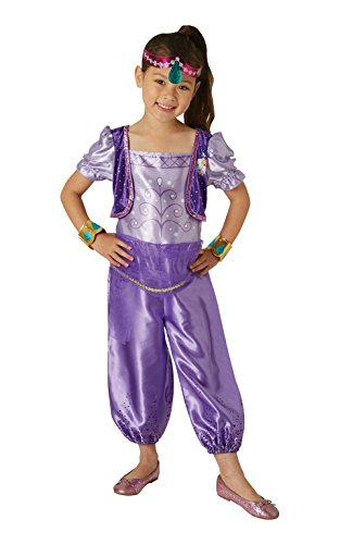 Rubie's Official Shimmer and Shine - Shimmer Childs Costume, X-Small from Rubie's