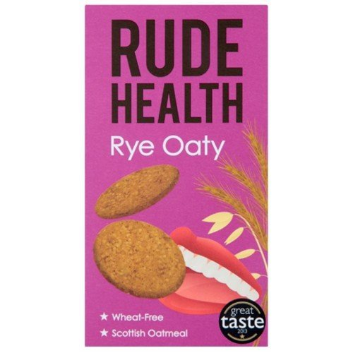 Rude Health Rye Oaty 200g from Rude Health