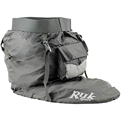 Rec Touring Nylon Spraydeck with Braces & Pocket from Ruk Sport