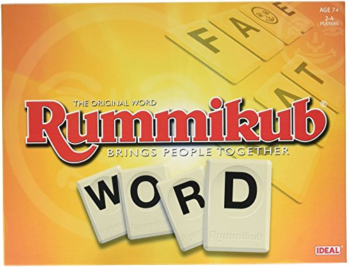 Rummikub Word Game from John Adams