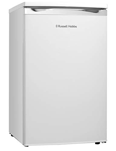 Russell Hobbs RHUCLF2W White Under Counter 50cm Wide Freestanding Larder Fridge , Free 2 Year Guarantee from Russell Hobbs