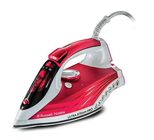 Russell Hobbs 23990 Ultra Steam Pro Iron, 0.320 Litre, 2600 W from Russell Hobbs