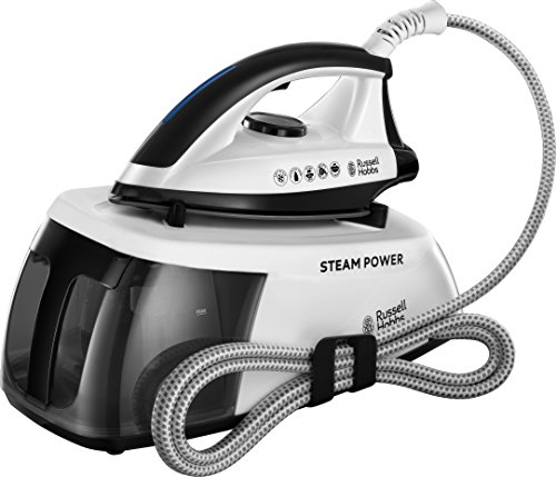 Russell Hobbs 24420 Steam Generator Iron, Series 1, 2400 W, Black/White from Russell Hobbs