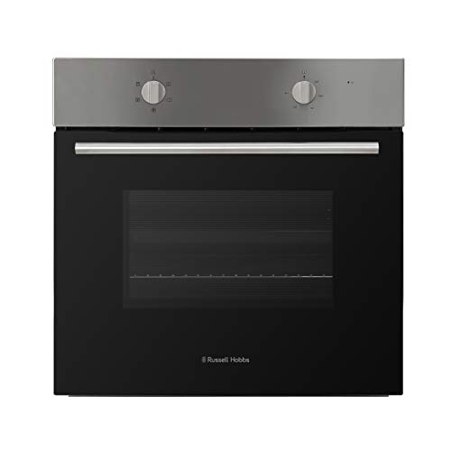 Russell Hobbs Built-In 65L Stainless steel Electric Fan Oven,RHFEO6502SS from Russell Hobbs