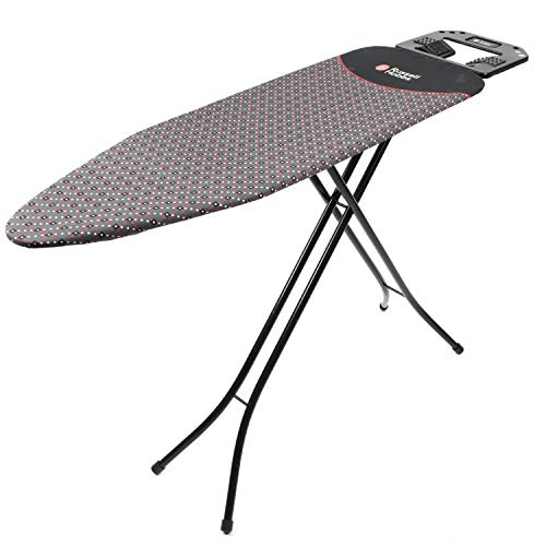 Russell Hobbs LA043153BLK Ironing Board, Steel, Black, Large from Russell Hobbs