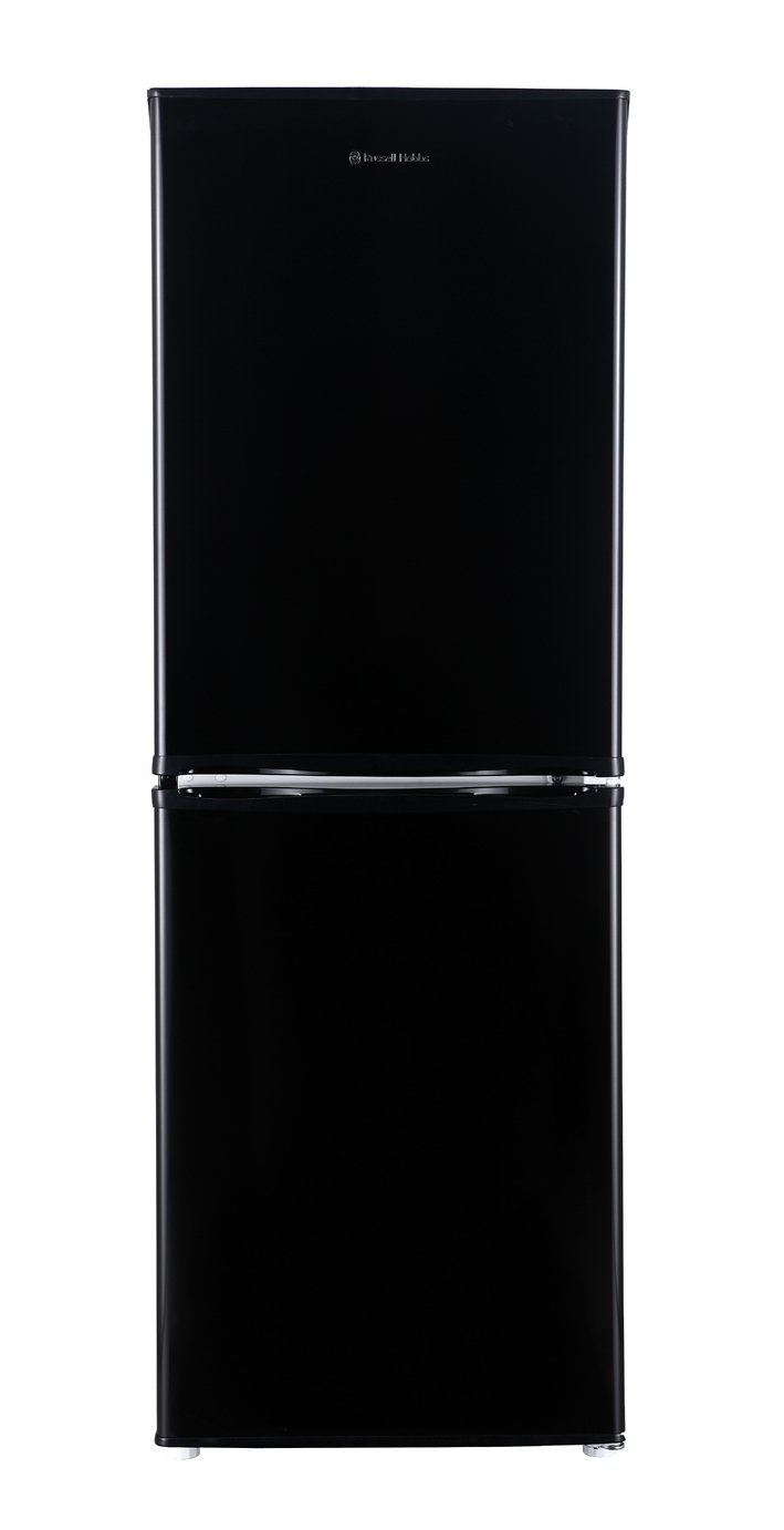 Russell Hobbs RH50FF144B Fridge Freezer - Black. from Russell hobbs