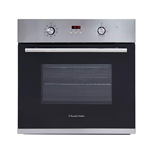 Russell Hobbs RHEO6501SS Stainless Steel 65L Built In Electric Oven from Russell Hobbs
