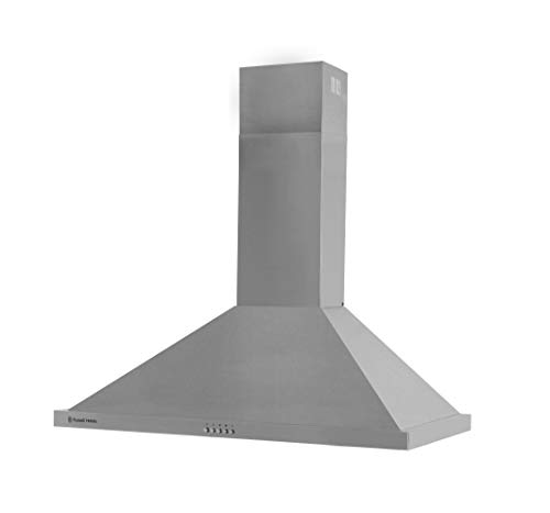 Russell Hobbs RHSCH901SS 90cm Wide 5 Function LED Light Cooker Hood Stainless Steel from Russell Hobbs
