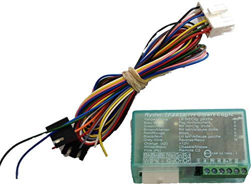 Ryder TF2218/7H Smart Logic 7-Way Bypass Relay Towing Towbar Multi Plex 7 Core from Ryder