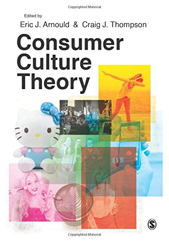 Consumer Culture Theory from SAGE Publications Ltd