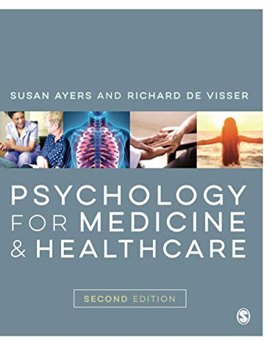 Psychology for Medicine and Healthcare from SAGE Publications Ltd
