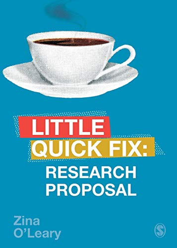 Research Proposal: Little Quick Fix from SAGE Publications Ltd