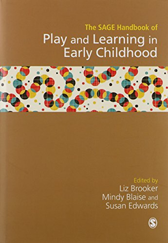 SAGE Handbook of Play and Learning in Early Childhood (Sage Handbooks) from SAGE Publications Ltd