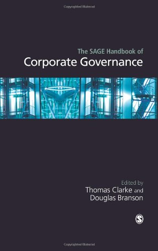 The SAGE Handbook of Corporate Governance (Sage Handbooks) from SAGE Publications Ltd