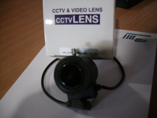 F1C- NEW 2 MEGA-PIXEL, AUTO IRIS AND CS MOUNTABLE , CCTV AND VIDEO LENS, 2.8-12MM, 1/2.7' ,IR from SAMSUNG FACTORY