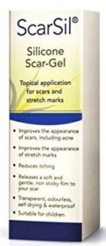ScarSil Topical Gel, 15 ml from ScarSil