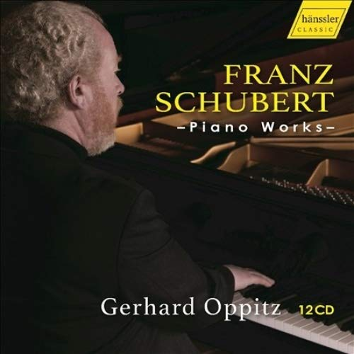SCHUBERT, F. - PIANO WORKS (12 CD) from SCHUBERT, F.