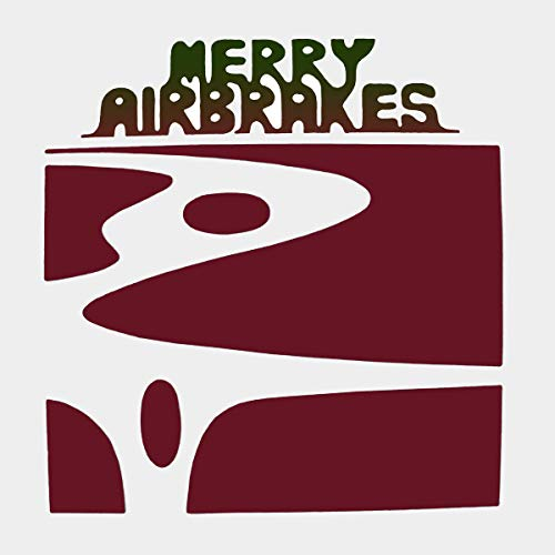 Merry Airbrakes [VINYL] from SCISSOR TAIL EDI