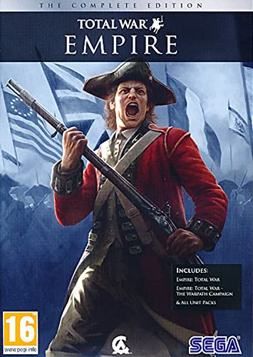 Empire Total War Complete Edition (PC DVD) from SEGA