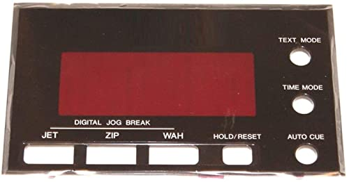 New ORIGINAL Display Panel DNK5430 For Pioneer Compact Disc Player CDJ-200 from SERVICE_PARTS
