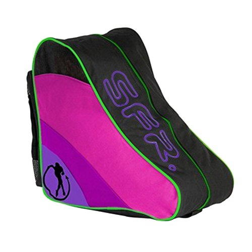 SFR Quad, Inline and Ice Skate Bag - Pink from SFR