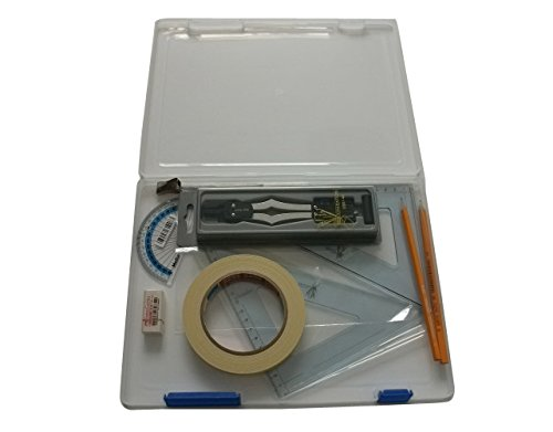 SG Education Kit TG Bud 2 Technical Graphics Kit, Budget Offering including Tuff Box with Clips from SG Education