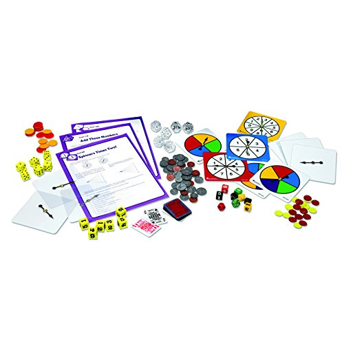 SG Education LER 0226 Deluxe Probability Kit from SG Education